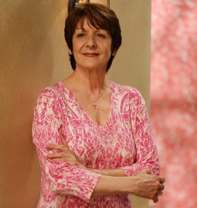 Ivonne Coll as Alba in Jane the Virgin